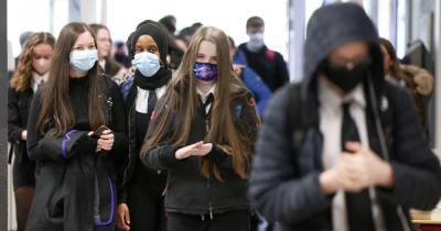 High school pupils in Bury asked to wear face coverings again as Covid cases rise