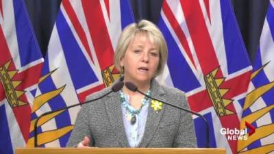 B.C.'s top doctor says 'stay in your immediate neighbourhood' as much as possible