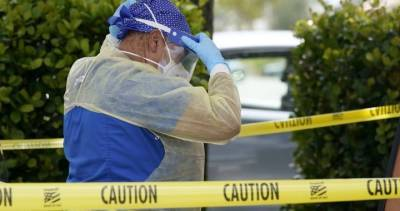 Florida shatters daily COVID-19 case record with over 21,000 new infections